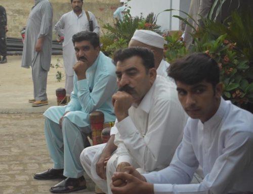 The Kafalah Trust visits Nowshera December 2017